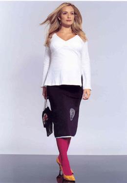האופנה נכנסת להריון