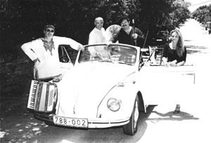פסטיבל הכלייזמרים המסורתי בצפת הוא חגיגה מוסיקלית