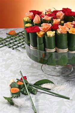מגוון סדנאות חדשות לשזירת פרחים ועיצוב שולחנות לקראת הקיץ