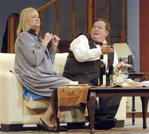 ההצגה 'שעה וחצי איחור' היא דרמה קומית לבני חמישים פלוס