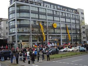 סיינטולוגיה פותחת ארגון חדש וחשוב בברלין
