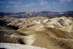 מסע נשים במדבר יהודה.