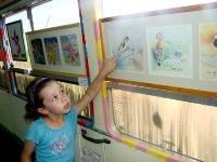 המאיירים הצעירים – תערוכת איורי ילדים, שעת סיפור וסדנאות יצירה בסוכה בכפר אזר