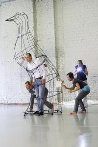 תיאטרון המחול בדיסלדורף העלה את 'ציפור הנפש' מאת מיכל סנונית