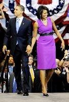 מישל אובמה-הגברת הראשונה השחורה של הבית הלבן