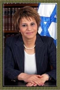 הכירי את נשות כנסת 2009: דליה איציק