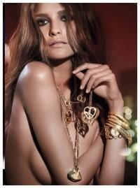 היידי קלום משיקה קולקציית תכשיטים