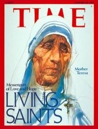 האימא תרזה – סמל הנתינה והחמלה ( 1910 – 1997)