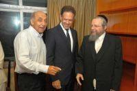 צמרת הכלכלה הישראלית הצדיעה לרב אלימלך פירר, יו