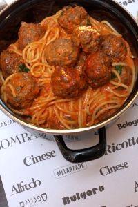 ספגטי MEAT BALL בקלי קלות!!!