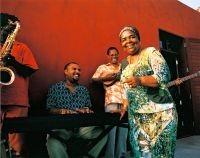הדיווה האפריקנית, סזריהאבורה, לשתי הופעות בישראל!