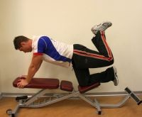 חמישה תרגילים לחיטוב שרירי הרגליים