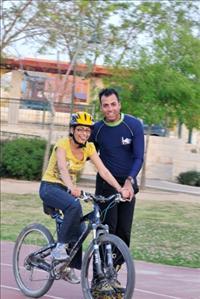 בזכות שפי שמחון רכיבה על אופניים מעולם לא נראתה טוב יותר !