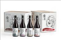 מרלין מונרו, אייזיק ניוטון, יוליוס קיסר וסמואל מורס על תוויות היין !