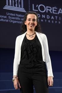 הגר גלברד-שגיב, מדענית ישראלית, זכתה בפרס היוקרתי  UNESCO-L'OREAL