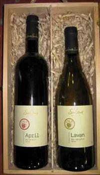 ססלוב לפסח : 2 יינות כשרים