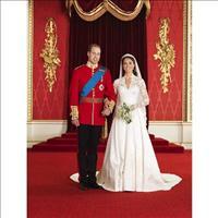 מזל טוב לזוג המלכותי החדש !