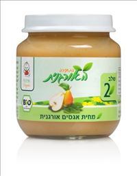 לראשונה בשוק המחיות בישראל:  סדרת מחיות אורגניות לתינוקות .