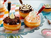 חדש על המדפים לקראת חנוכה: סופגניות צ'ייסר!