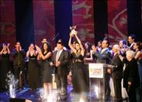 שחקנית הקאמרי, יעל בדש, זכתה במקום הראשון באירוע העשור לפסטילאדינו