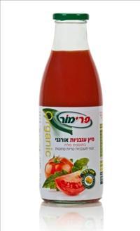 טעים על המדף - מיץ עגבניות אורגני של חברת