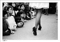 תערוכת אופנה וצבע 1950-2011 בקניון רמת אביב