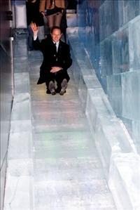 לראשונה בישראל - ירושלים תארח את פסטיבל הקרח הבינלאומי
