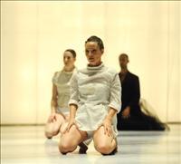 פסטיבל התיאטרון נפולי איטליה 2012 מכבד את המחול הישראלי