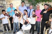 פסטיבל הכליזמרים הבינלאומי בצפת