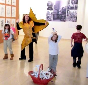ביכורים תיאטרליים במוזיאון ינקו-דאדא בעין הוד
