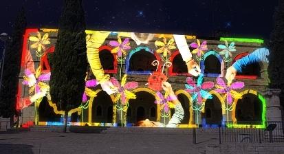 אור ירושלים - פסטיבל האור הבינלאומי החמישי בעיר העתיקה