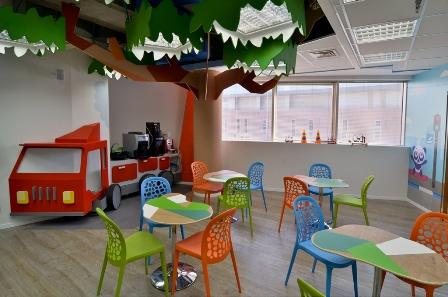 מיבאל'ה, מרכז להורים וילדים הראשון מסוגו בישראל