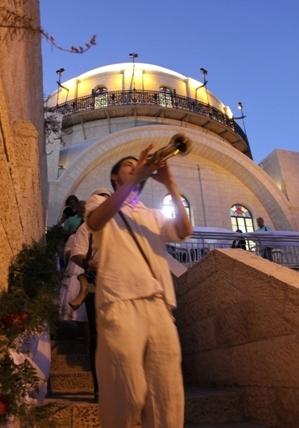 סיורי סליחות ליליים ברובע היהודי ירושלים