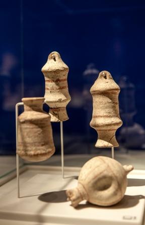 נפתח מחדש המוזיאון לתרבות הפלשתים ע