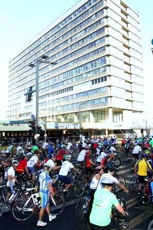 אירוע האופניים הגדול בישראל בחוה