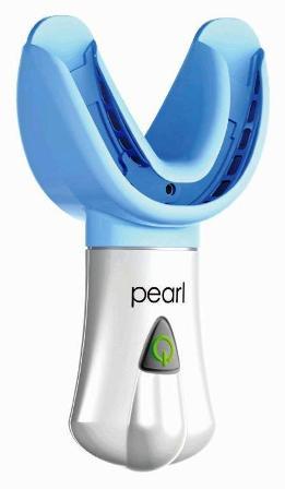 pearl™ - הלבנת שיניים מקצועית בבית