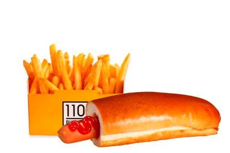 110 BURGER  -  הדור הבא של ה-Fast Food מבית