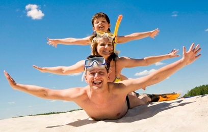 10 המלצות לחופשה משפחתית מוצלחת