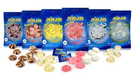 תנת'ה - סדרת סוכריות ללא סוכר