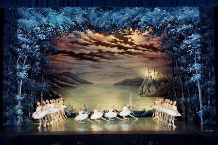 תיאטרון הבלט של סנט פטרסבורג לראשונה בישראל