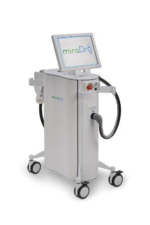 מכשיר רפואי ראשון מסוגו בעולם לטיפול ארוך טווח בהזעת יתר