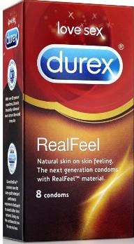 מותג הקונדומים דורקס מציג את  RealFeel