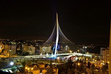 פסטיבל האור ירושלים 2015