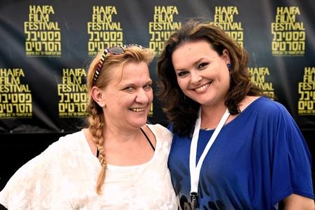 ראיון עם עדה סולומון, מפיקת הסרט הרומני AFERIM!