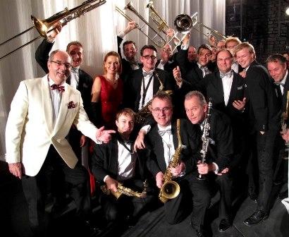 Glenn Miller Orchestra  מגיעה להופעות בישראל