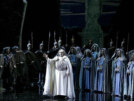 'נורמה' מאת וינצ'נצ'ו בפתיחת העונה 2016-17 באופרה הישראלית