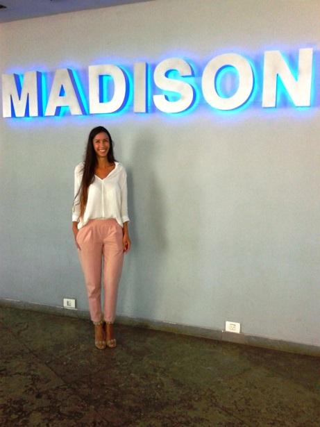 מלון מדיסון נהריה מסביר פנים, עם הסמנכ
