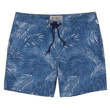 ORIGINAL PENGUIN - קולקציית בגדי הים לגבר לקיץ 2017