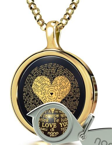 ננו ג'ולרי - תכשיטים שמדברים אהבה