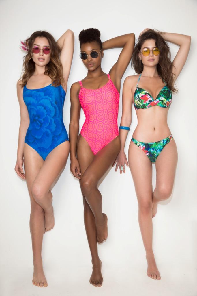 מותג בגדי הים קוברה חוגגת את קיץ 2018